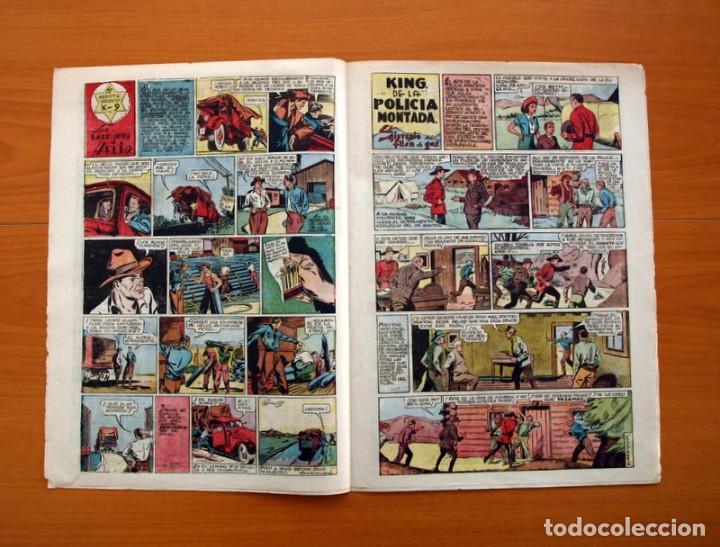 Tebeos: Leyendas Infantiles, nº 115 - Editorial Hispano Americana 1944 - Tamaño 37x27 - Foto 4 - 97854527