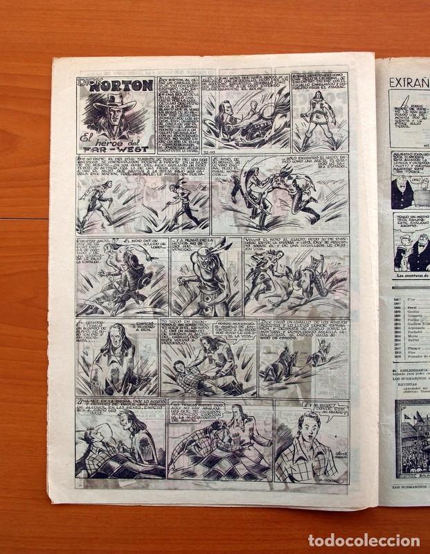 Tebeos: Leyendas Infantiles, nº 115 - Editorial Hispano Americana 1944 - Tamaño 37x27 - Foto 5 - 97854527