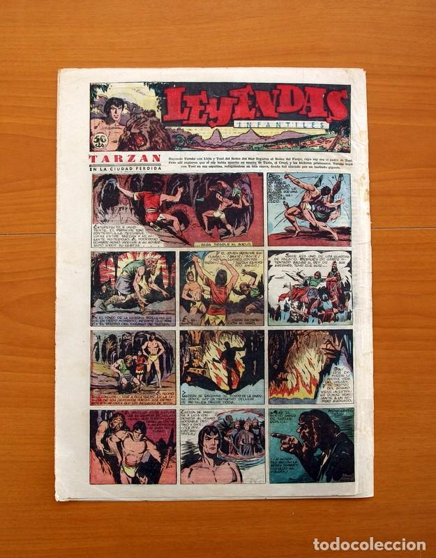 Tebeos: Leyendas Infantiles, nº 115 - Editorial Hispano Americana 1944 - Tamaño 37x27 - Foto 7 - 97854527