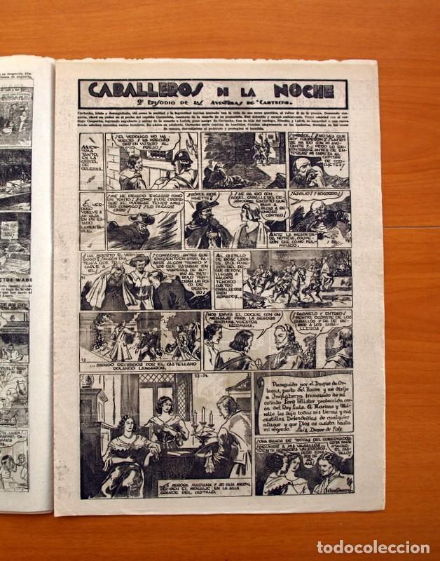 Tebeos: Leyendas Infantiles, nº 116 - Editorial Hispano Americana 1944 - Tamaño 37x27 - Foto 3 - 97854607