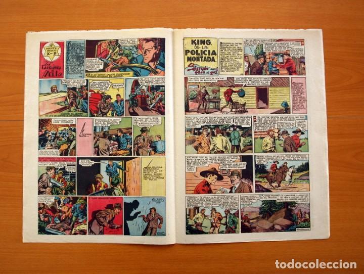 Tebeos: Leyendas Infantiles, nº 116 - Editorial Hispano Americana 1944 - Tamaño 37x27 - Foto 4 - 97854607