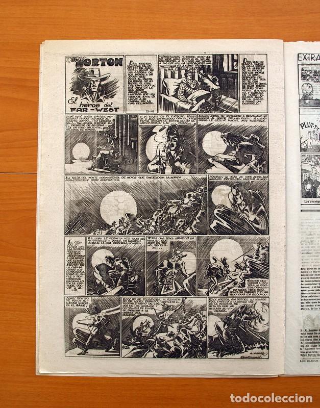 Tebeos: Leyendas Infantiles, nº 116 - Editorial Hispano Americana 1944 - Tamaño 37x27 - Foto 5 - 97854607