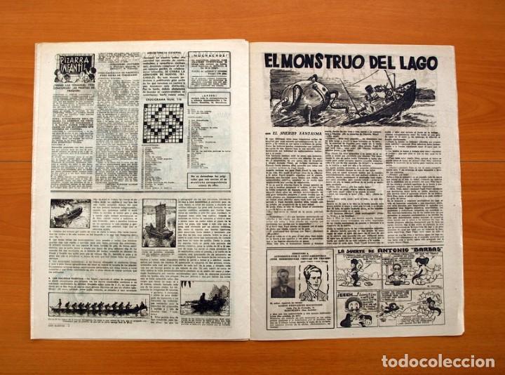 Tebeos: Leyendas Infantiles, nº 116 - Editorial Hispano Americana 1944 - Tamaño 37x27 - Foto 6 - 97854607