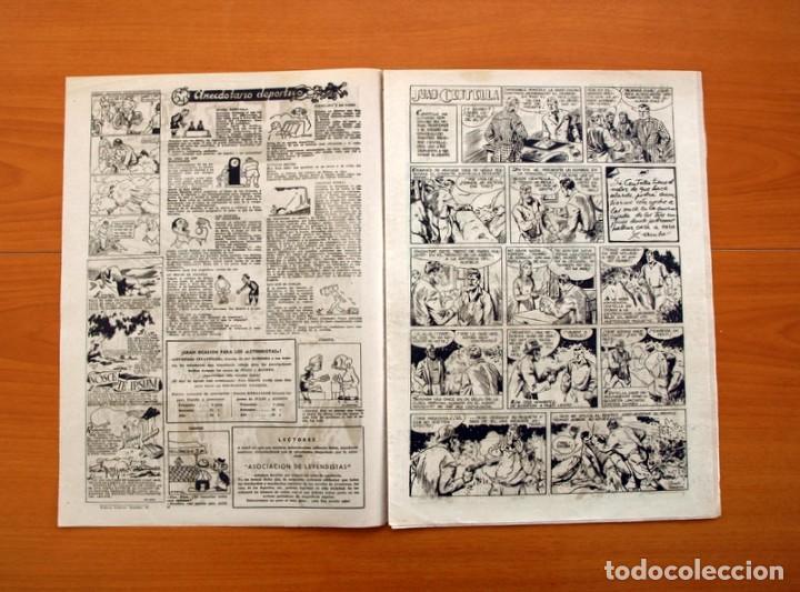 Tebeos: Leyendas Infantiles, nº 117 - Editorial Hispano Americana 1944 - Tamaño 37x27 - Foto 2 - 97854843