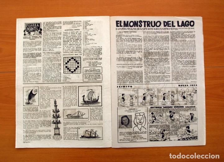 Tebeos: Leyendas Infantiles, nº 117 - Editorial Hispano Americana 1944 - Tamaño 37x27 - Foto 6 - 97854843