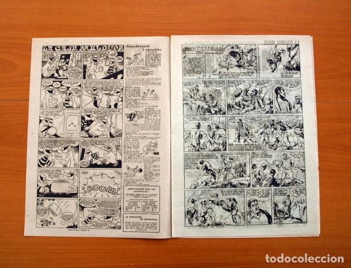 Tebeos: Leyendas Infantiles, nº 118 - Editorial Hispano Americana 1944 - Tamaño 37x27 - Foto 2 - 97854919