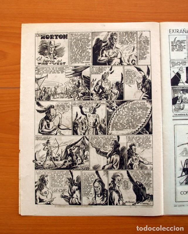 Tebeos: Leyendas Infantiles, nº 118 - Editorial Hispano Americana 1944 - Tamaño 37x27 - Foto 5 - 97854919
