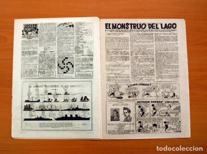 Tebeos: Leyendas Infantiles, nº 118 - Editorial Hispano Americana 1944 - Tamaño 37x27 - Foto 6 - 97854919
