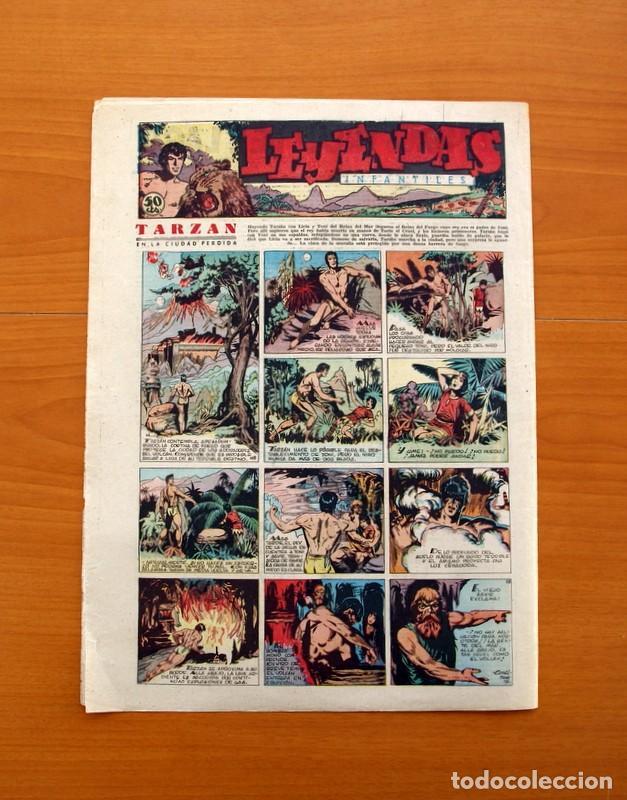 Tebeos: Leyendas Infantiles, nº 118 - Editorial Hispano Americana 1944 - Tamaño 37x27 - Foto 7 - 97854919