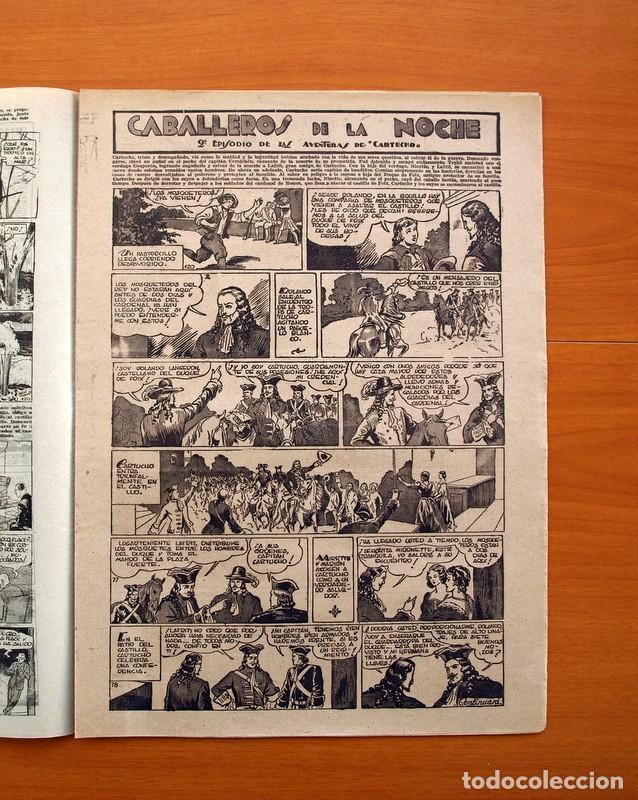 Tebeos: Leyendas Infantiles, nº 120 - Editorial Hispano Americana 1944 - Tamaño 37x27 - Foto 3 - 97855171