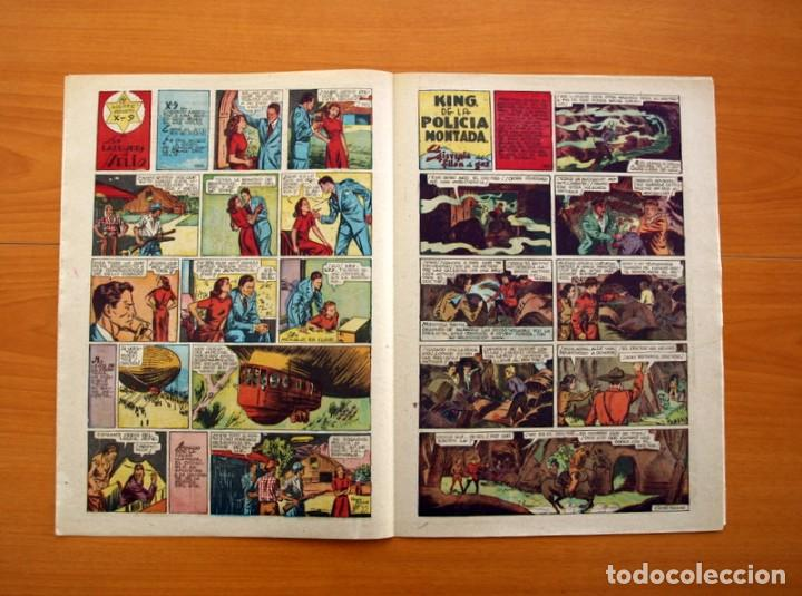 Tebeos: Leyendas Infantiles, nº 120 - Editorial Hispano Americana 1944 - Tamaño 37x27 - Foto 4 - 97855171