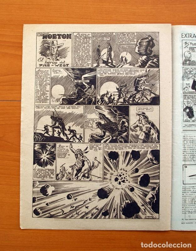 Tebeos: Leyendas Infantiles, nº 120 - Editorial Hispano Americana 1944 - Tamaño 37x27 - Foto 5 - 97855171