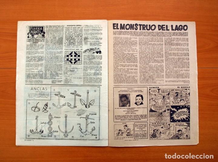 Tebeos: Leyendas Infantiles, nº 120 - Editorial Hispano Americana 1944 - Tamaño 37x27 - Foto 6 - 97855171