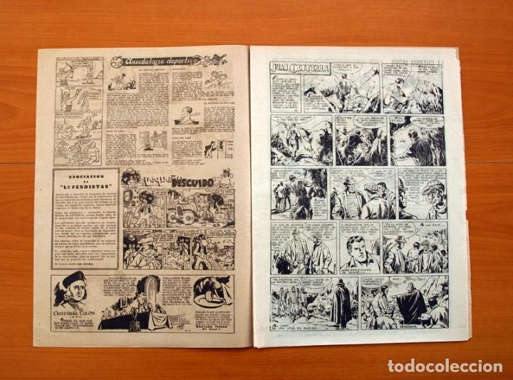 Tebeos: Leyendas Infantiles, nº 121 - Editorial Hispano Americana 1944 - Tamaño 37x27 - Foto 2 - 97855507