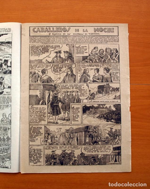 Tebeos: Leyendas Infantiles, nº 121 - Editorial Hispano Americana 1944 - Tamaño 37x27 - Foto 3 - 97855507