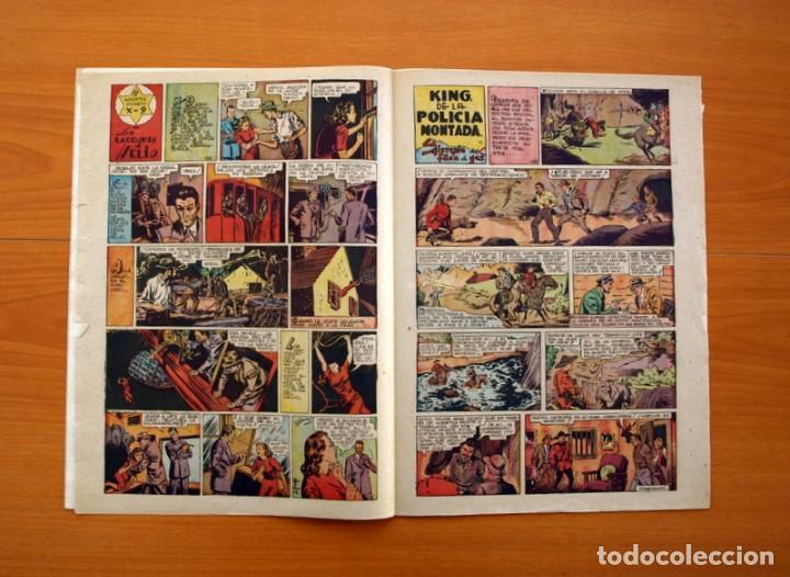 Tebeos: Leyendas Infantiles, nº 121 - Editorial Hispano Americana 1944 - Tamaño 37x27 - Foto 4 - 97855507