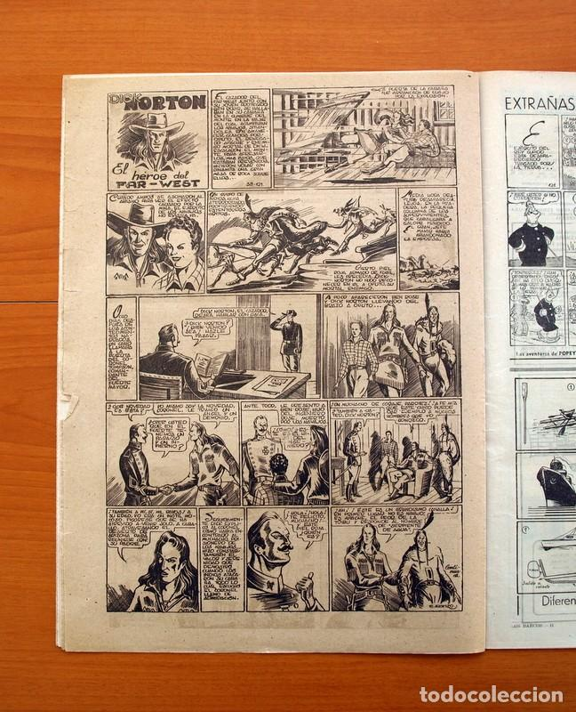 Tebeos: Leyendas Infantiles, nº 121 - Editorial Hispano Americana 1944 - Tamaño 37x27 - Foto 5 - 97855507