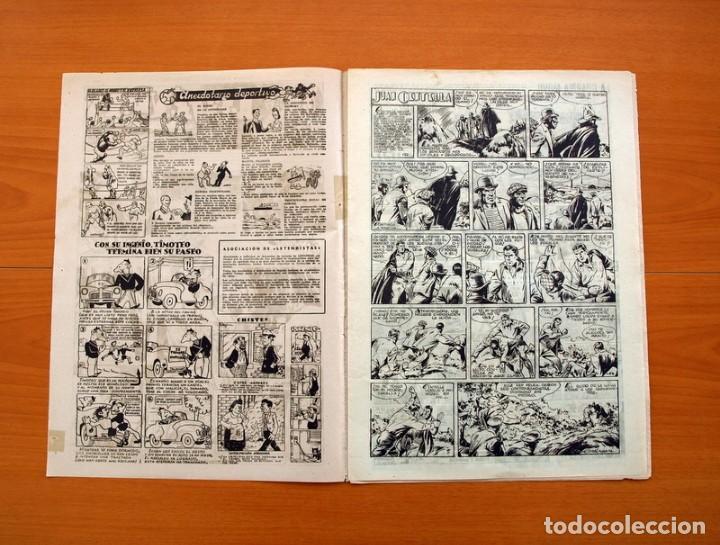 Tebeos: Leyendas Infantiles, nº 122 - Editorial Hispano Americana 1944 - Tamaño 37x27 - Foto 2 - 97855571