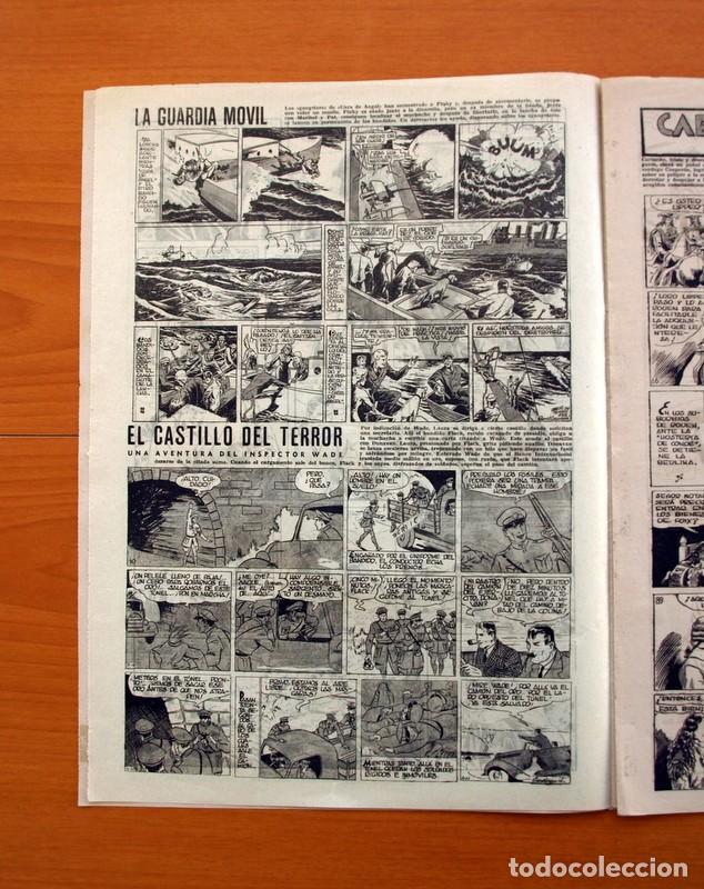 Tebeos: Leyendas Infantiles, nº 122 - Editorial Hispano Americana 1944 - Tamaño 37x27 - Foto 3 - 97855571
