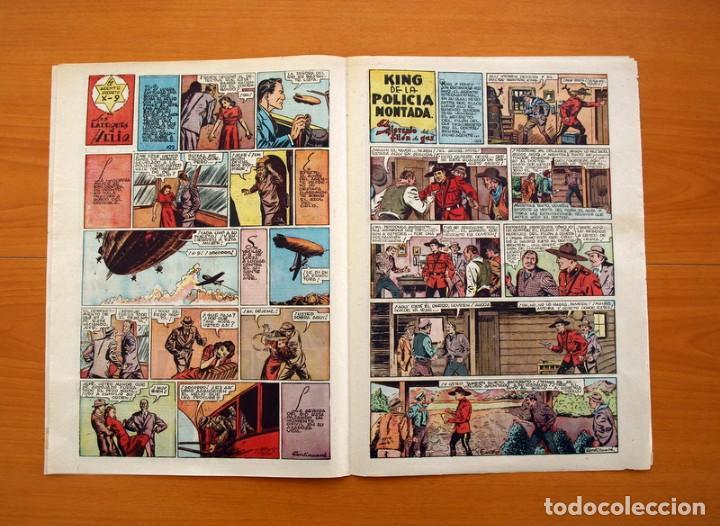 Tebeos: Leyendas Infantiles, nº 122 - Editorial Hispano Americana 1944 - Tamaño 37x27 - Foto 4 - 97855571