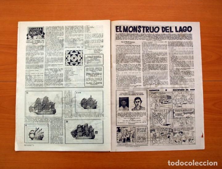 Tebeos: Leyendas Infantiles, nº 122 - Editorial Hispano Americana 1944 - Tamaño 37x27 - Foto 6 - 97855571