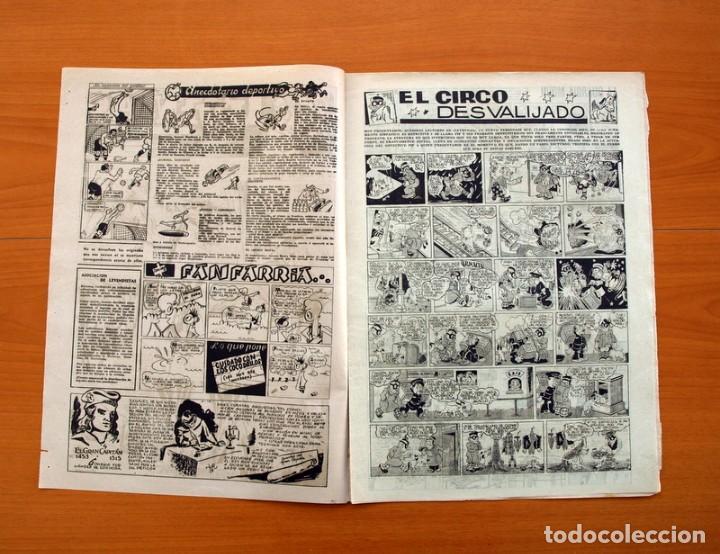 Tebeos: Leyendas Infantiles, nº 124 - Editorial Hispano Americana 1944 - Tamaño 37x27 - Foto 2 - 97855623