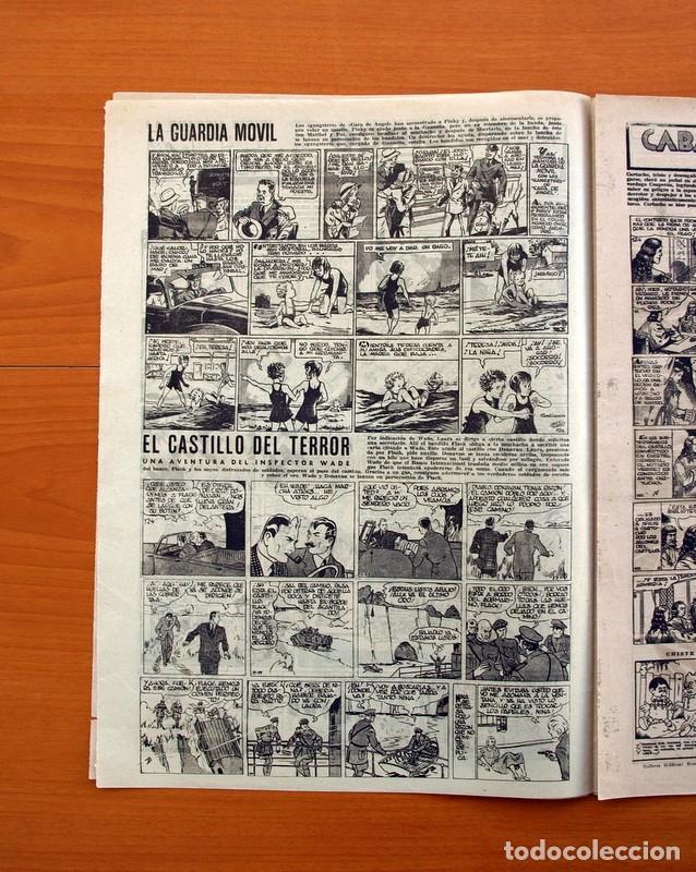 Tebeos: Leyendas Infantiles, nº 124 - Editorial Hispano Americana 1944 - Tamaño 37x27 - Foto 3 - 97855623