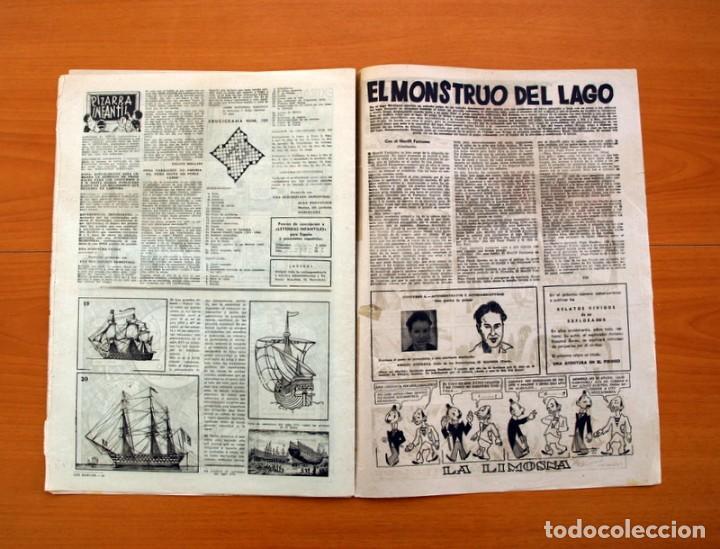 Tebeos: Leyendas Infantiles, nº 124 - Editorial Hispano Americana 1944 - Tamaño 37x27 - Foto 6 - 97855623