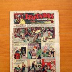Tebeos: LEYENDAS INFANTILES, Nº 125 - EDITORIAL HISPANO AMERICANA 1944 - TAMAÑO 37X27. Lote 97855719