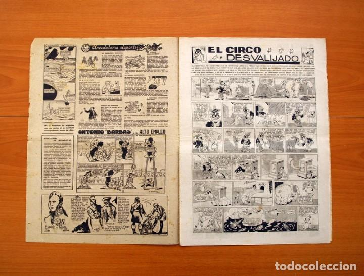 Tebeos: Leyendas Infantiles, nº 125 - Editorial Hispano Americana 1944 - Tamaño 37x27 - Foto 2 - 97855719