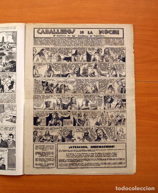 Tebeos: Leyendas Infantiles, nº 125 - Editorial Hispano Americana 1944 - Tamaño 37x27 - Foto 3 - 97855719