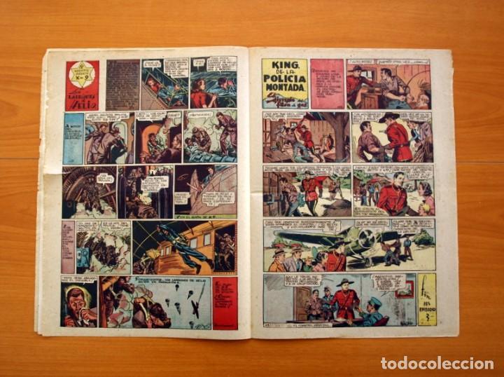 Tebeos: Leyendas Infantiles, nº 125 - Editorial Hispano Americana 1944 - Tamaño 37x27 - Foto 4 - 97855719
