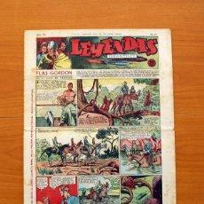 Tebeos: LEYENDAS INFANTILES, Nº 126 - EDITORIAL HISPANO AMERICANA 1944 - TAMAÑO 37X27. Lote 97855819