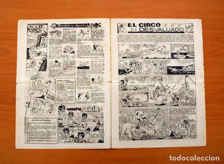 Tebeos: Leyendas Infantiles, nº 126 - Editorial Hispano Americana 1944 - Tamaño 37x27 - Foto 2 - 97855819