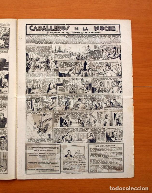 Tebeos: Leyendas Infantiles, nº 126 - Editorial Hispano Americana 1944 - Tamaño 37x27 - Foto 3 - 97855819