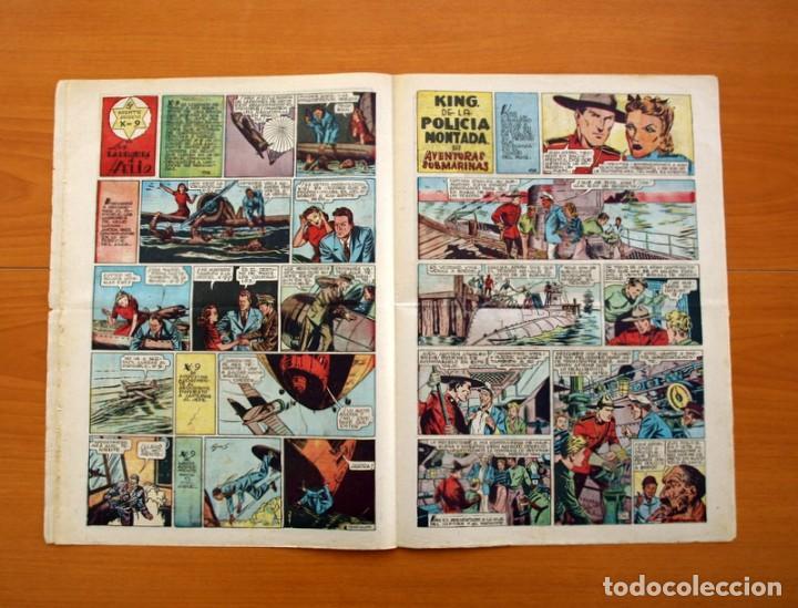 Tebeos: Leyendas Infantiles, nº 126 - Editorial Hispano Americana 1944 - Tamaño 37x27 - Foto 4 - 97855819