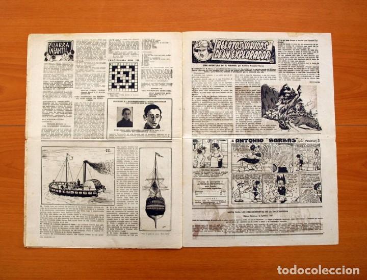 Tebeos: Leyendas Infantiles, nº 126 - Editorial Hispano Americana 1944 - Tamaño 37x27 - Foto 6 - 97855819