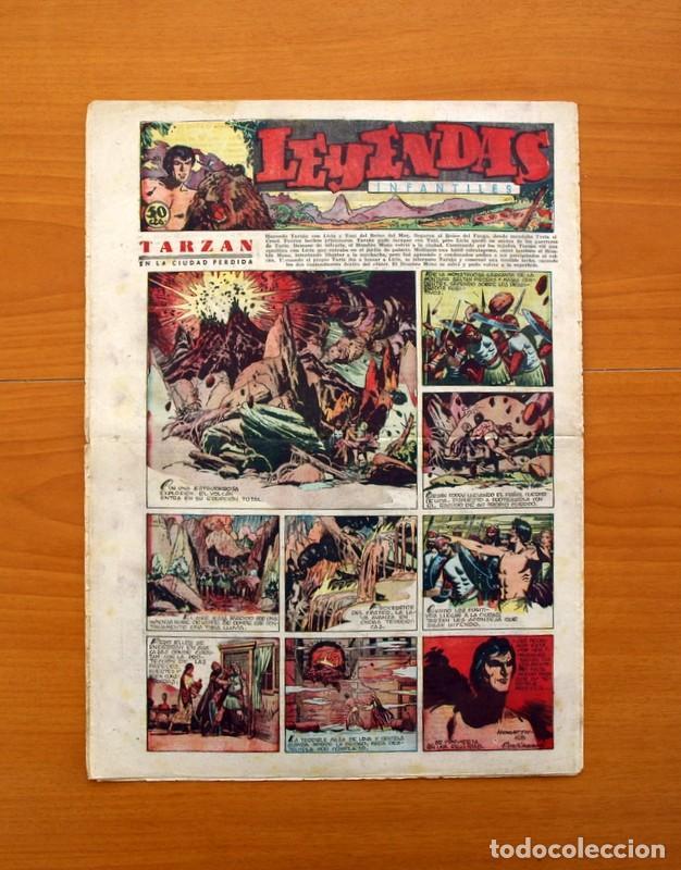 Tebeos: Leyendas Infantiles, nº 126 - Editorial Hispano Americana 1944 - Tamaño 37x27 - Foto 7 - 97855819