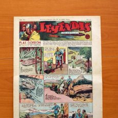 Tebeos: LEYENDAS INFANTILES, Nº 127 - EDITORIAL HISPANO AMERICANA 1944 - TAMAÑO 37X27. Lote 97855987