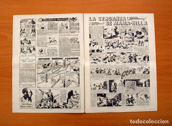 Tebeos: Leyendas Infantiles, nº 127 - Editorial Hispano Americana 1944 - Tamaño 37x27 - Foto 2 - 97855987
