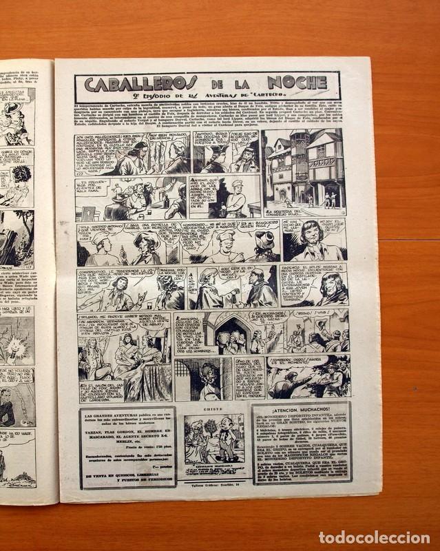Tebeos: Leyendas Infantiles, nº 127 - Editorial Hispano Americana 1944 - Tamaño 37x27 - Foto 3 - 97855987