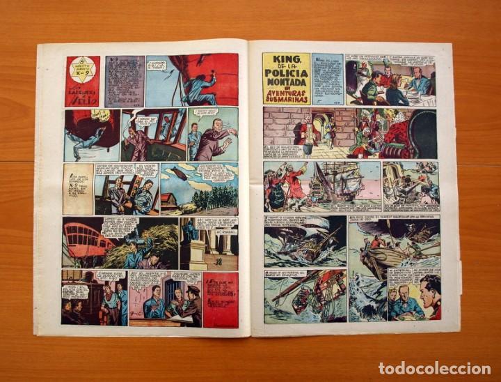 Tebeos: Leyendas Infantiles, nº 127 - Editorial Hispano Americana 1944 - Tamaño 37x27 - Foto 4 - 97855987