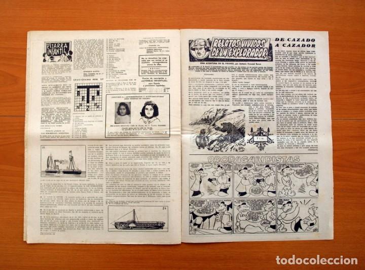 Tebeos: Leyendas Infantiles, nº 127 - Editorial Hispano Americana 1944 - Tamaño 37x27 - Foto 6 - 97855987