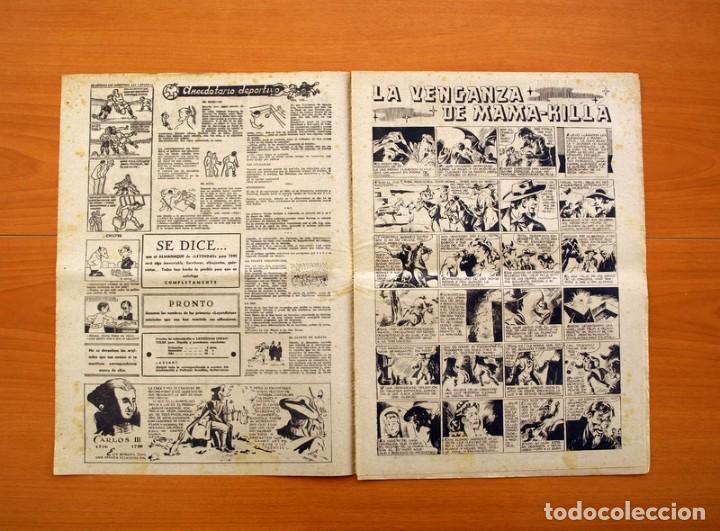 Tebeos: Leyendas Infantiles, nº 128 - Editorial Hispano Americana 1944 - Tamaño 37x27 - Foto 2 - 97856091