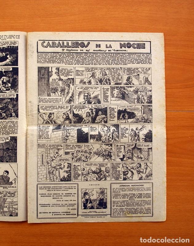 Tebeos: Leyendas Infantiles, nº 128 - Editorial Hispano Americana 1944 - Tamaño 37x27 - Foto 3 - 97856091
