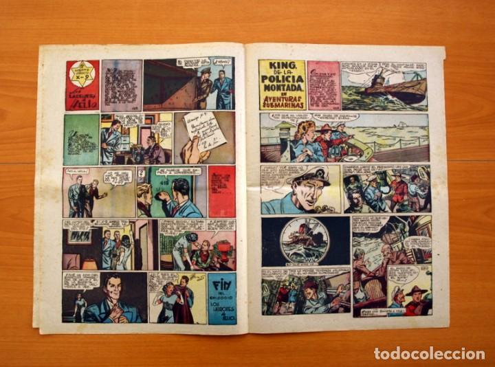 Tebeos: Leyendas Infantiles, nº 128 - Editorial Hispano Americana 1944 - Tamaño 37x27 - Foto 4 - 97856091