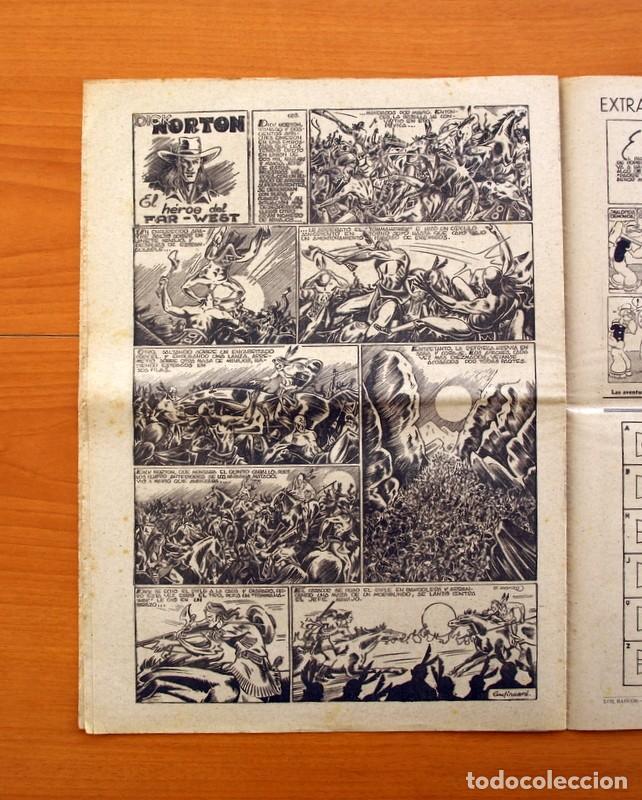 Tebeos: Leyendas Infantiles, nº 128 - Editorial Hispano Americana 1944 - Tamaño 37x27 - Foto 5 - 97856091
