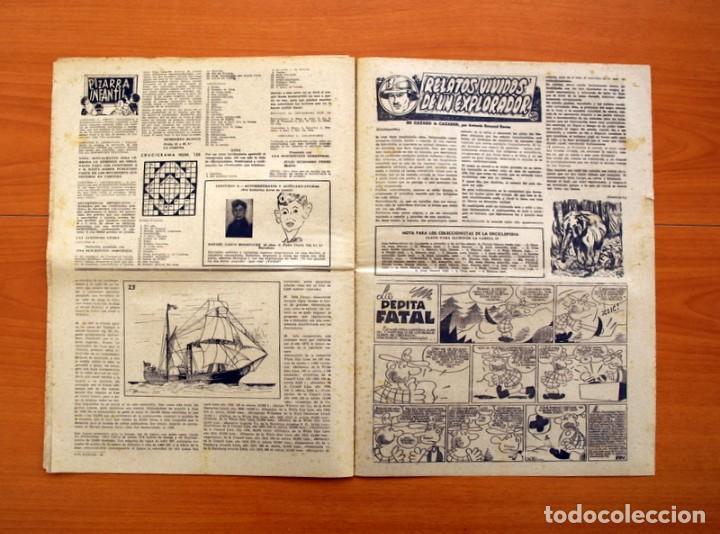 Tebeos: Leyendas Infantiles, nº 128 - Editorial Hispano Americana 1944 - Tamaño 37x27 - Foto 6 - 97856091