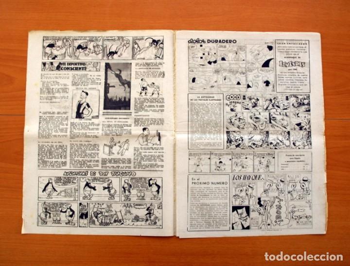 Tebeos: Leyendas Infantiles, nº 129 - Editorial Hispano Americana 1944 - Tamaño 37x27 - Foto 2 - 97856203