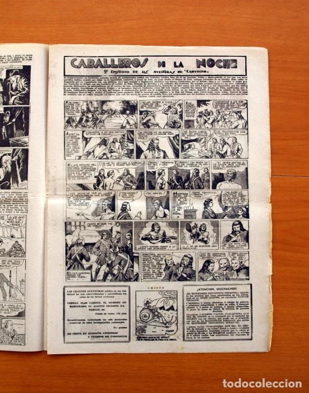 Tebeos: Leyendas Infantiles, nº 129 - Editorial Hispano Americana 1944 - Tamaño 37x27 - Foto 3 - 97856203